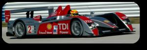 Audi R10 at Sebring